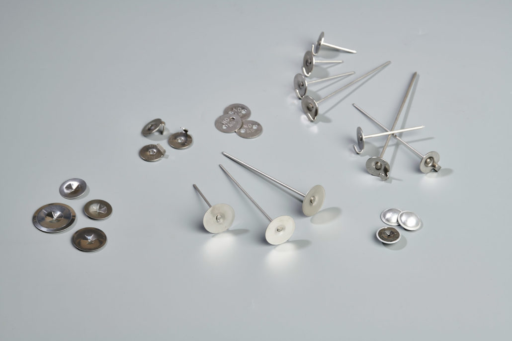 Anchors, Pins, Washers & Accessories
