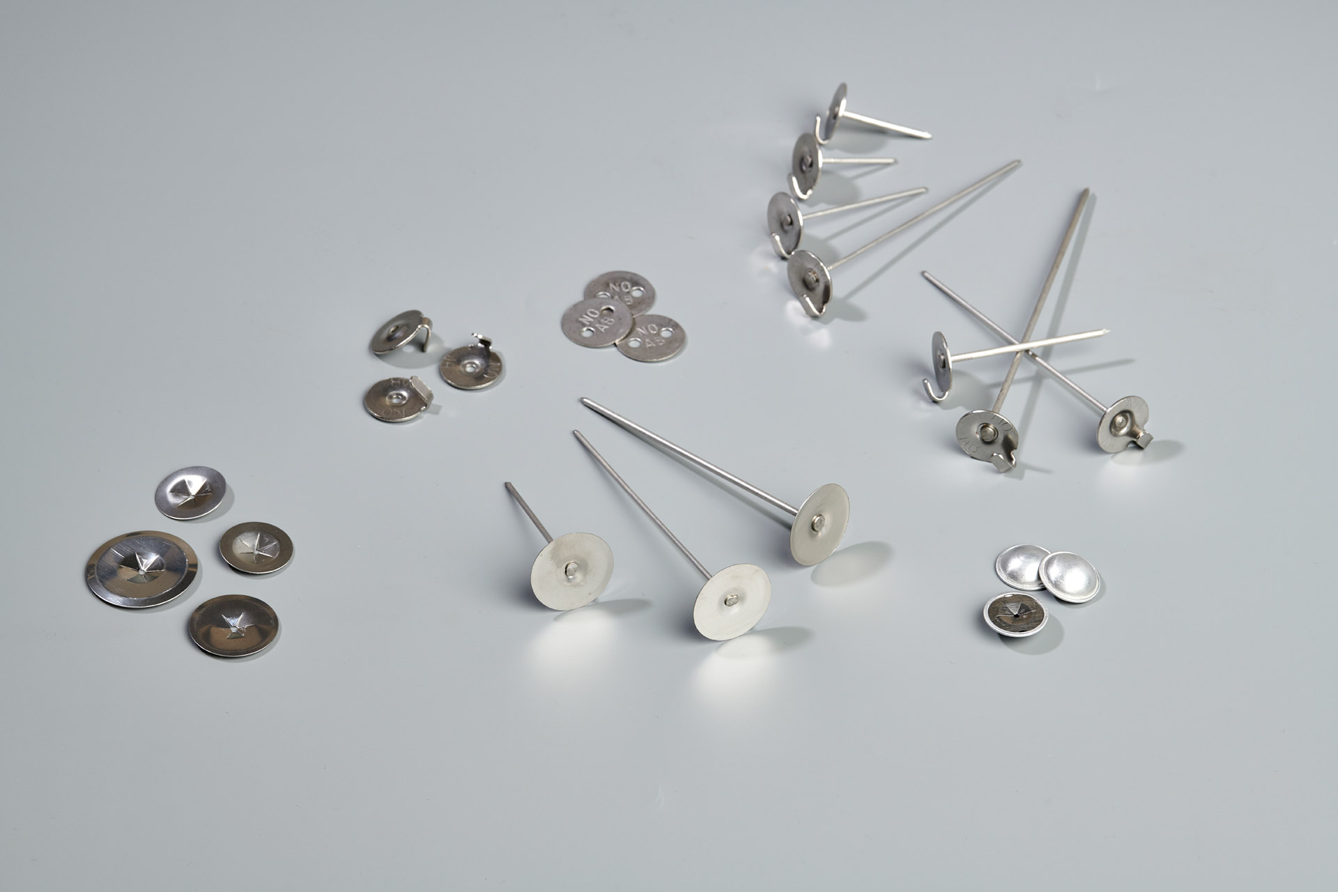 Anchors, Pins, Washers & Accessories - ACS Industries